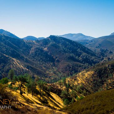 pinnacles national park valley