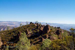 pinnacles national park hilltop
