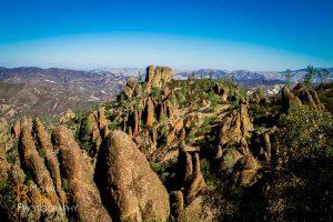 pinnacles national park hill rocks