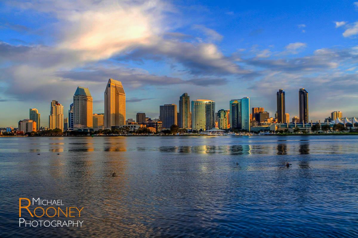 San Diego Morning