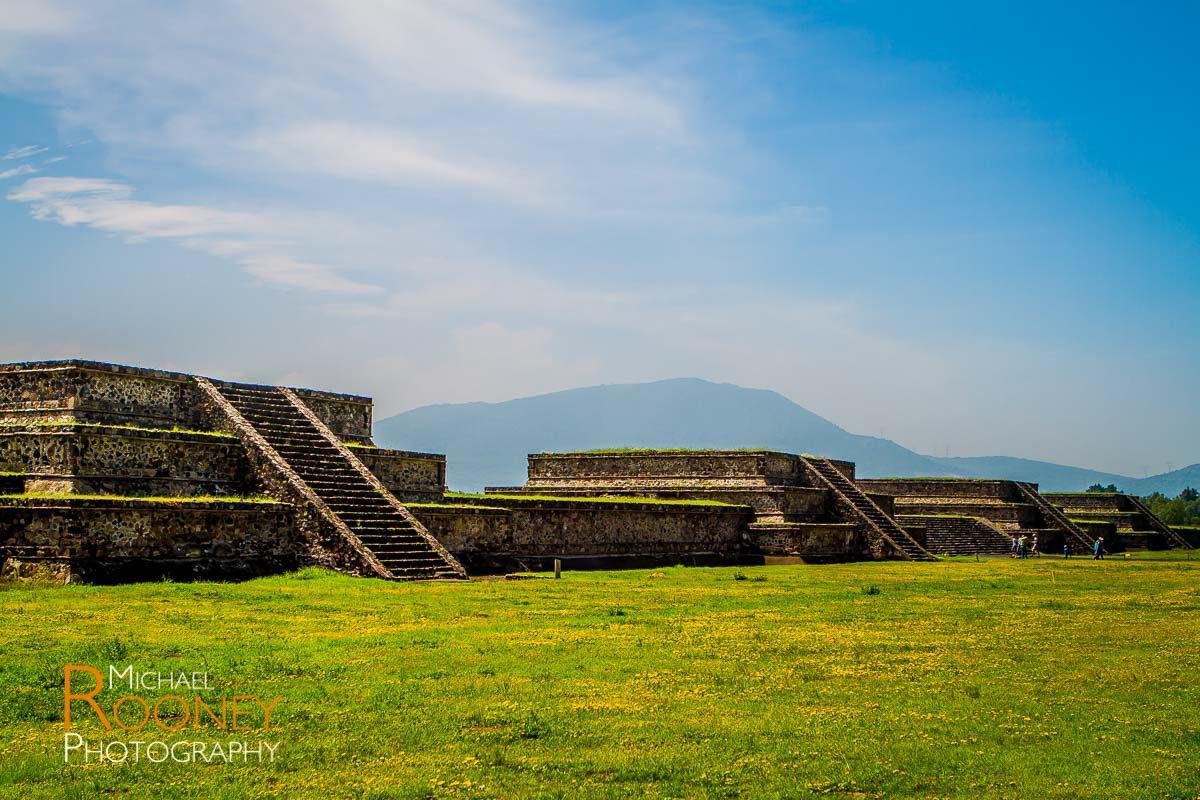 ciudadela pyramids