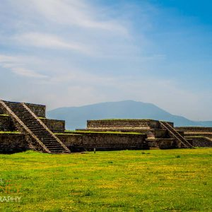Pyramids near the Ciudadela at Teotihucan