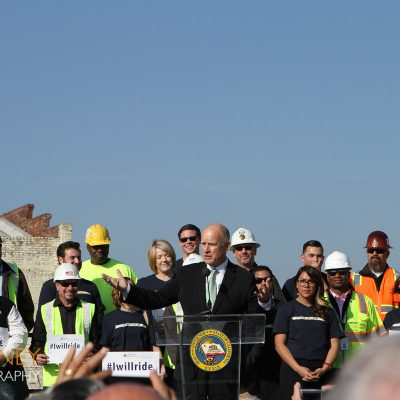 governor jerry brown high speed rail groundbreaking speech fresno