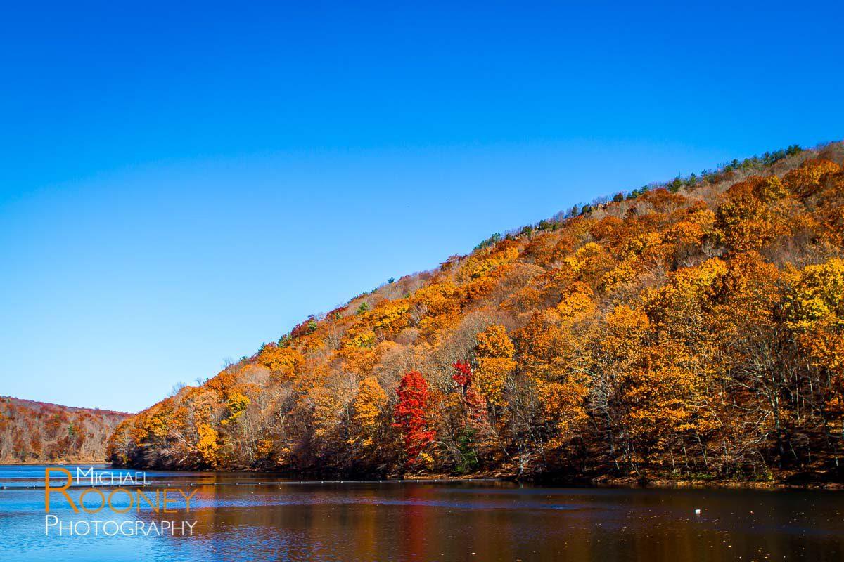 fall foliage chauncey peak giuffrida park bradley hubbard reservoir meriden connecticut