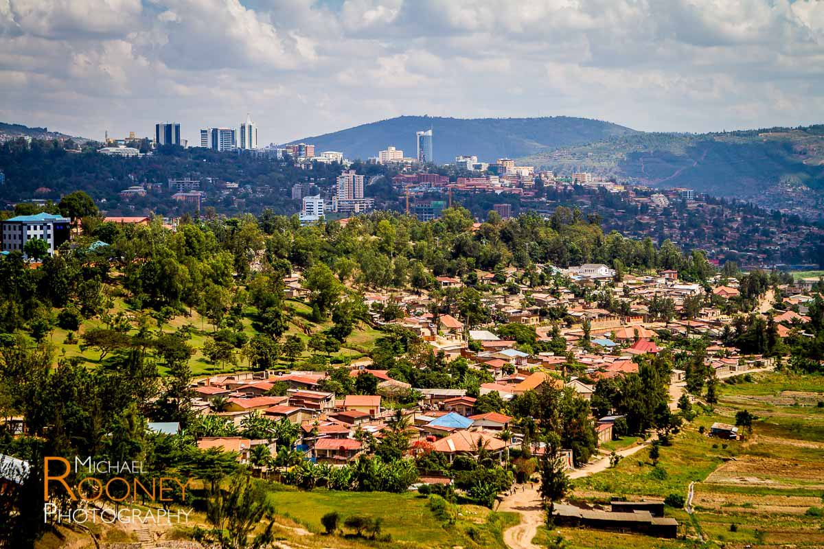 kigali rwanda africa inzora rooftop cafe downtown skyline