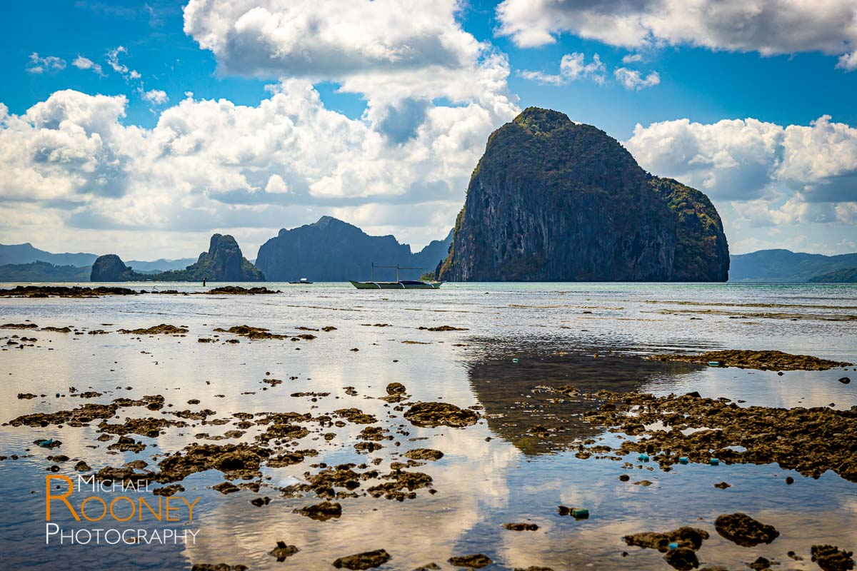 reflection island pinagbuyutan island el nido palawan philippines