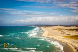 untouched mangawhai beach new zealand