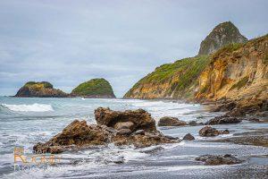 paritutu back beach new plymouth new zealand